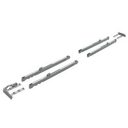 Комплект демпферов для Top Line XL на 3 двери, 30-80 кг          Hettich (9276643)Клмплект демпферов