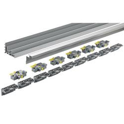Комплект профилей 4000 мм для Top Line XL                              Hettich (9278657)