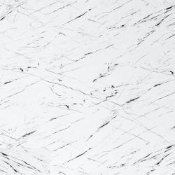 МДФ 2800*1220*18 МАТОВЫЙ белый мрамор (white venato) 2264