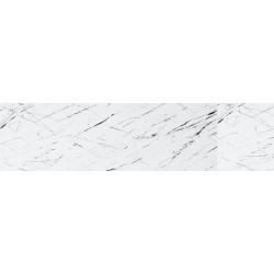 Кромка ПВХ 23/1 МАТОВЫЙ белый мрамор  (white venato)  (2264)
