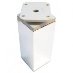Ножка-квадрат Н=100мм 37*37  хром                                                  Boyard (N306CP.2)