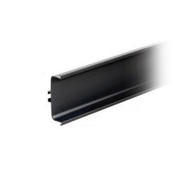 Профиль средний С- образ. 4,1 м Черный матовый                           BOYARD (RP050BL.1/000/4100)