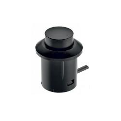 Кнопоный  выключатель, черный                                         HAFELE (833.89.108)