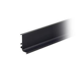 Профиль верхний L- образ. 4,1 м черный матовый                           Boyard (RP051BL.1/000/4100)