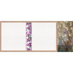 МДФ 2800х1220х16 глянец Сирень+картина (SG 05-1)