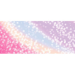 МДФ 2800х1220х16 глянец-цветочки  ALBICO (DM 007)