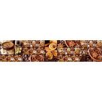 МДФ глянец стен .влагоустойч. 2800х600х6    Печеньки  (EF 5)