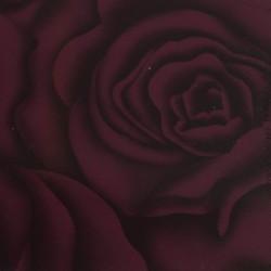 МДФ 2800*1220*18 фиолетовые розы глянец (VIOLAET ROSE) 400