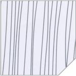 МДФ 2800*1220*08 белый дождь  глянец ( BEYAZ CIZGILI)) 143