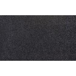 Столешница матовая 4100*600*38 мм Черная серебро  4060/S   КЕДР