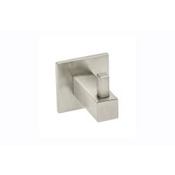 Крючок одинарный,  атласный никель                      (WS-QUAD-14-06)