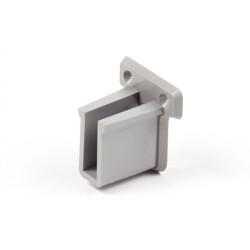 Крепление - карман для сетчатой полки серый          (К1(С))