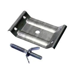 Уголок для стола 4 шт  + шпилька 4 шт  (Комплект на 1 стол) (030713)/(№468)