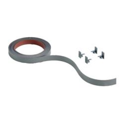 Декоративыный гибкий профиль  L 2500 мм для 16 мм Slide Line M                 Hettich (9209232)