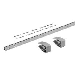 Направляющая для накладного монтажа L 2500 мм для 16 мм Slide Line M (1 шт)      Hettich (9209223)