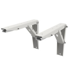 Кронштейн для откидного стола Этюд 400 серый (2шт)