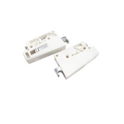 Подвеска шкафа рег. универсальная, белая CH01 (заглушка отдельно З6/1)