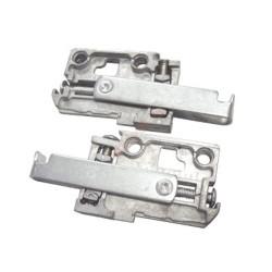 Подвеска шкафа рег. универсальная, метал. сталь CH02 (заглушка отдельно З7/1)