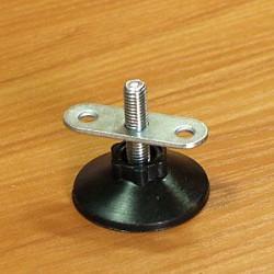 Ножка меб. регулируемая D=45 мм