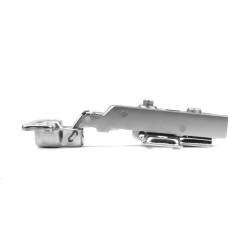 Петля  MINI  накладная clip-on с доводчиком               (H404A21/2230) / GTV (ZP-CIHC090ZE)