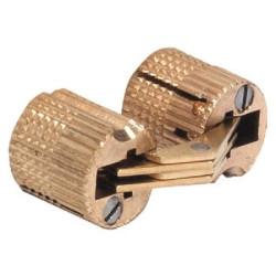 Петля цилиндрическая D=10 для плиты 14-19 мм            HAFELE