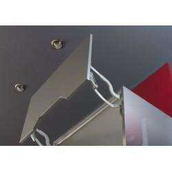 Подъемный механизм LOFT высота фасада 350-400мм T/K08 H380-500 (2.6кг-3.5кг))