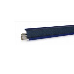 Плинтус столешницы LB  4м  песок синий 333