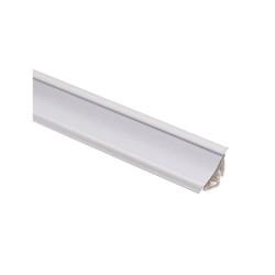 Плинтус малый (15мм), белый (4,2м)                            REHAU