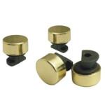 Зеркалодержатель (боковой пластик), золото                             МФ (7017)