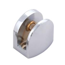 Полкодержатель для стекла до 4-8 мм, 24*25  хром         Boyard (P513CP) (30 шт)