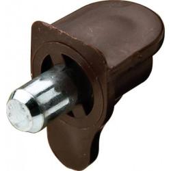 Полкодержатель п/м d-5 мм, коричневый