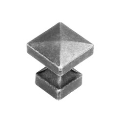 Ручка-кнопка, патинированное железа               (GR47-RPP00)