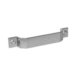 Ручка-скоба 128 мм оцинкованная сталь                  (WMN.760.128.00C8)