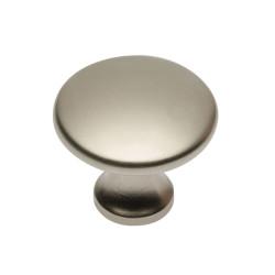 Ручка кнопка большая сатин                                               Идеа (5397)