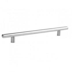 Ручка рейлинговая 352 мм алюминий (Торец Овал)