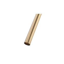 Труба d=50, 3000 мм, античная бронза