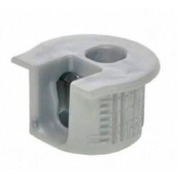 Rafix для ДСП 16 мм, пластмасс, серый (167003)        (Болт в комплекте) MESAN