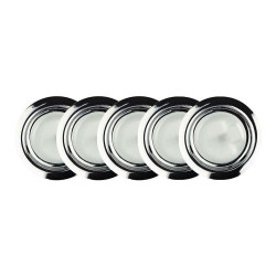 Подсветка галоген на 5 ламп, хром  GTV (ОМ-ZH-5200-40 GTV)
