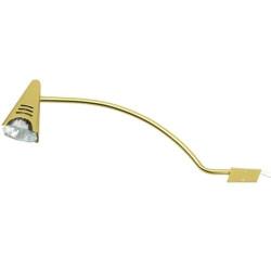 Светильник консольный колокольчик 015 (золото)