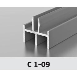 Профиль Ш-образный для торг. профиля (6 м) С1-09