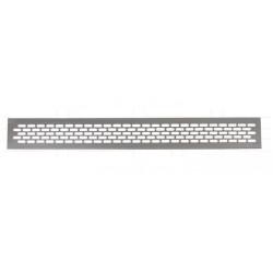 Решетка вентиляционная 484*60мм, алюминий                         (KK-W60800-MO)(SETE VG-60484-05)