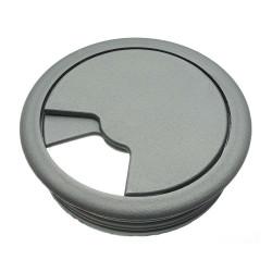 Заглушка для проводов, алюминий                                   GTV (PM-PLFI60-05)