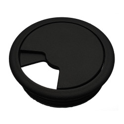 Заглушка для проводов, черная                                     GTV (PM-PLFI60-20)
