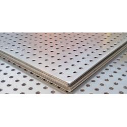 Лист метал. (перфоррация) 5Х5.1000Х2000.0,8х/к.t=15