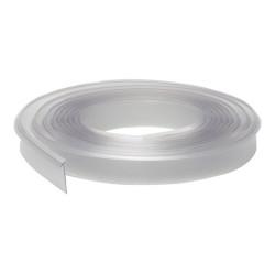 Уплотнитель щелевой гибкий прозрачный L=4,2м